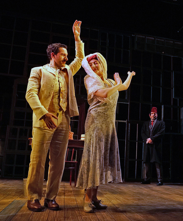 Photo Flash: The Pan Asian Repertory Theatre World Premiere of DAYBREAK