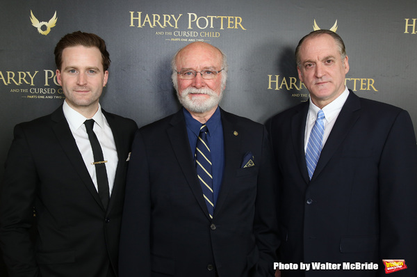 Stuart Ward, Edward James Hyland and Andrew Long
