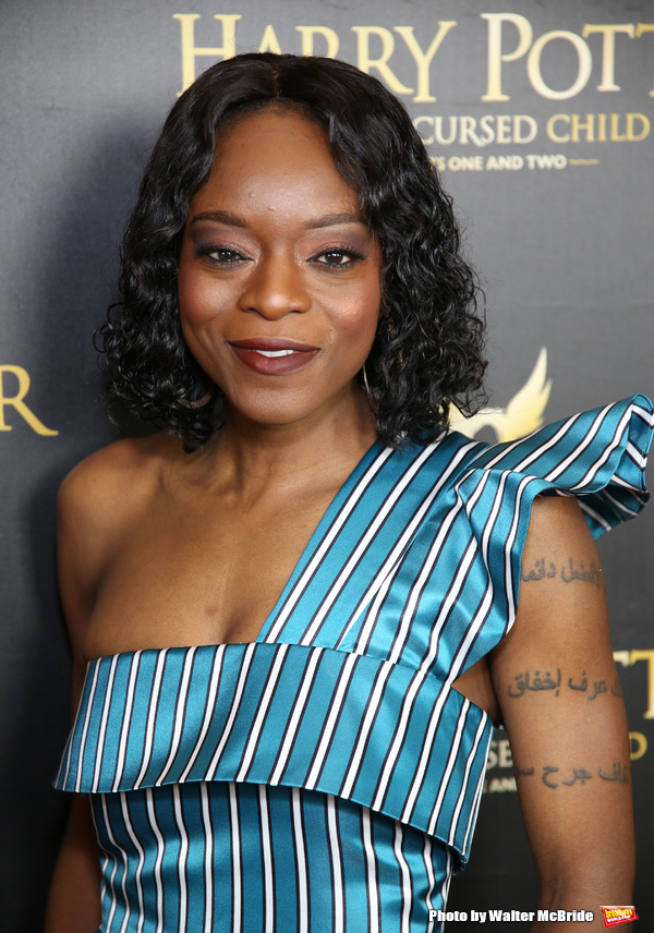 Photo Coverage: The Cast of HARRY POTTER AND THE CURSED CHILD Celebrates Opening Night