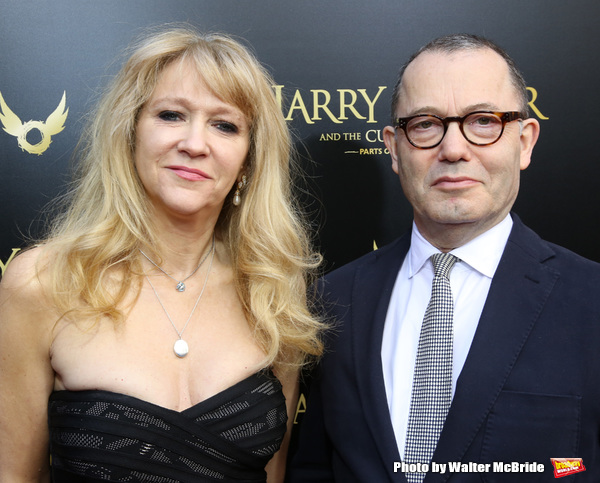 Sonia Friedman and Colin Callender