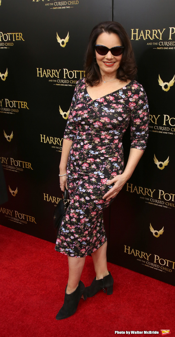 Photo Coverage: J.K. Rowling, John Tiffany & More Walk the Red Carpet at HARRY POTTER AND THE CURSED CHILD!