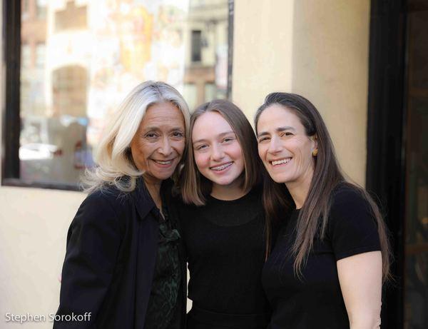 Eda Sorokoff, Zoe Gelman, Laura Sorokoff Gelman