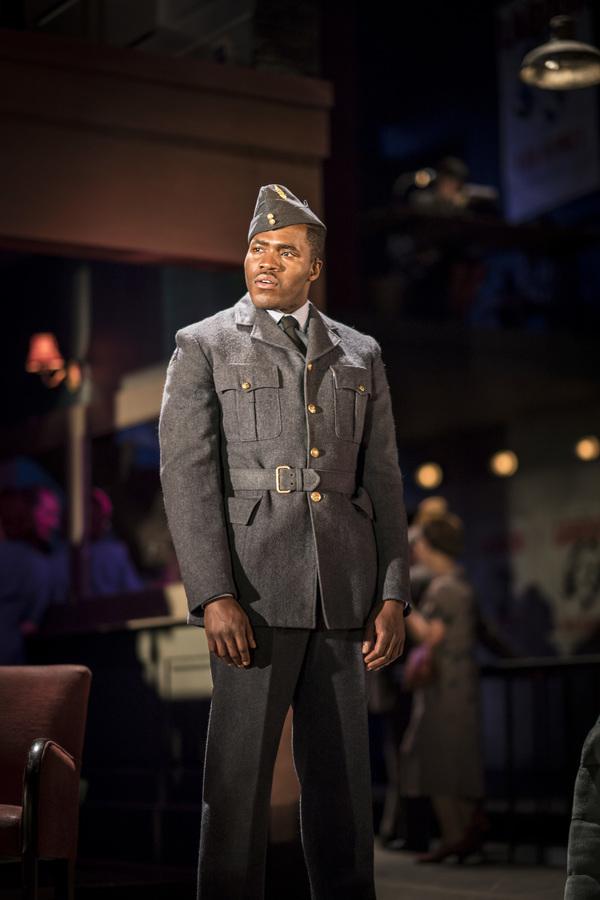 Martins Imhangbe as Sam Mitchum