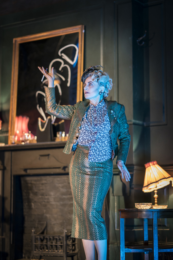 Liza Sadovy as Lettice Willis (The Treacle Queen)