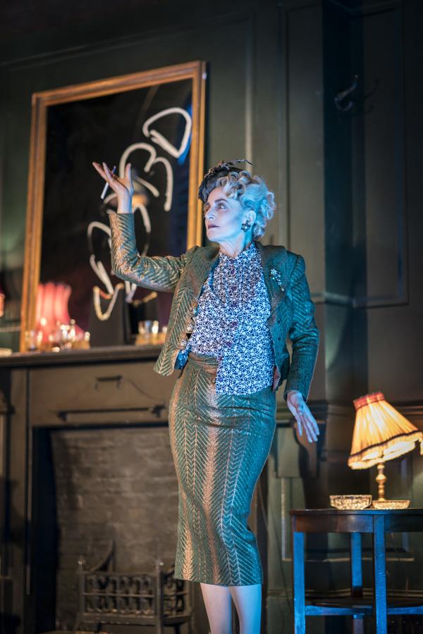 Liza Sadovy as Lettice Willis (The Treacle Queen)