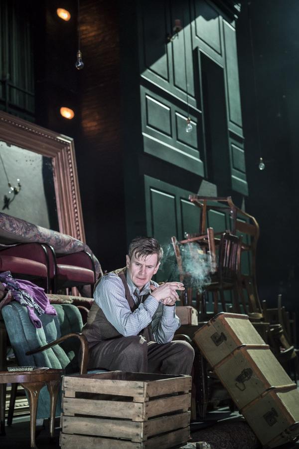 Charles Edwards as Hugh Marriner