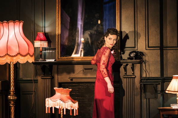 Kate Fleetwood as Christine Photo