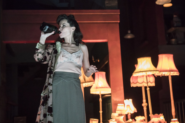 Kate Fleetwood as Christine
