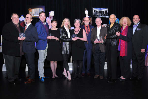 Photo Flash: TDF/Irene Sharaff Awards Honor Excellence in Costume Design