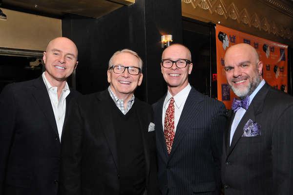 Joseph McFate, Bob Mackie, Fritz Masten and Stephen Cabral