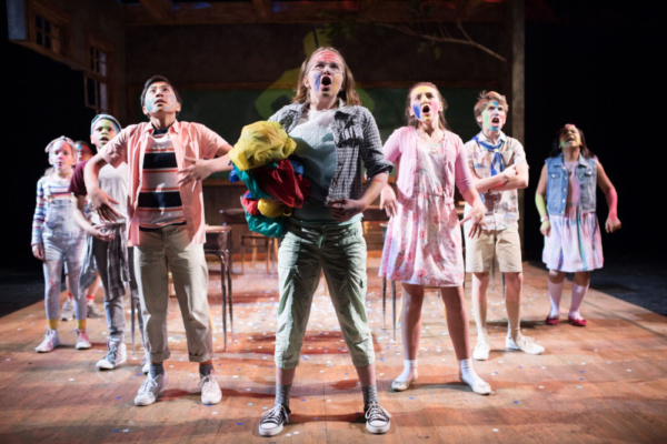 Photo Flash: First Look At FYT's World Premiere THE GERANIUM ON THE WINDOWSILL JUST DIED BUT TEACHER YOU WENT RIGHT ON