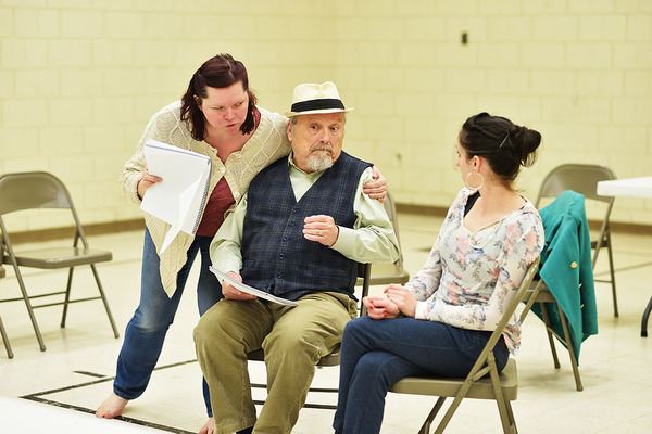 Photo Flash: Throughline Theatre Presents PICASSO AT THE LAPIN AGILE