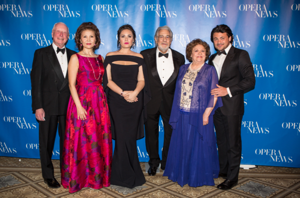 Photo Flash: 13th Annual OPERA NEWS Awards at The Plaza Hotel