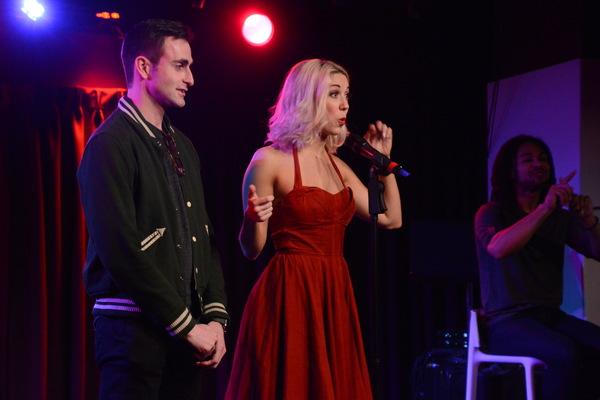 Justin Keats and Sara Andreas