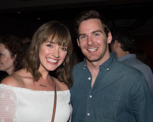 Christine Tucker and Eric Ferguson Photo