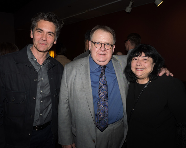 Michael Rothhaar, Debbie Lewis Rothhaar, and friend Photo