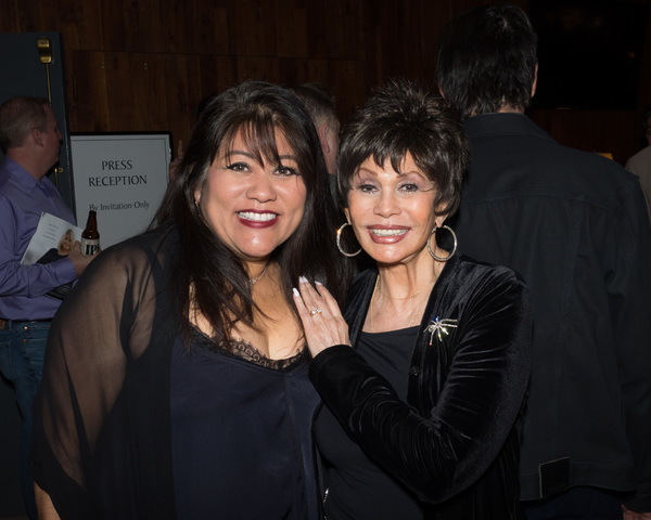 Jodi Kimura and Barbara Luna Photo