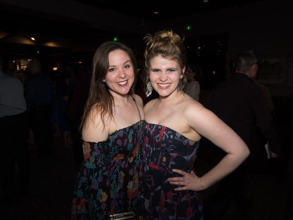 Nikki Spies and Katharine McDonough