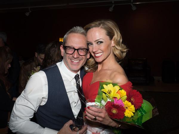 Richard Israel and Stephanie Renee Wall