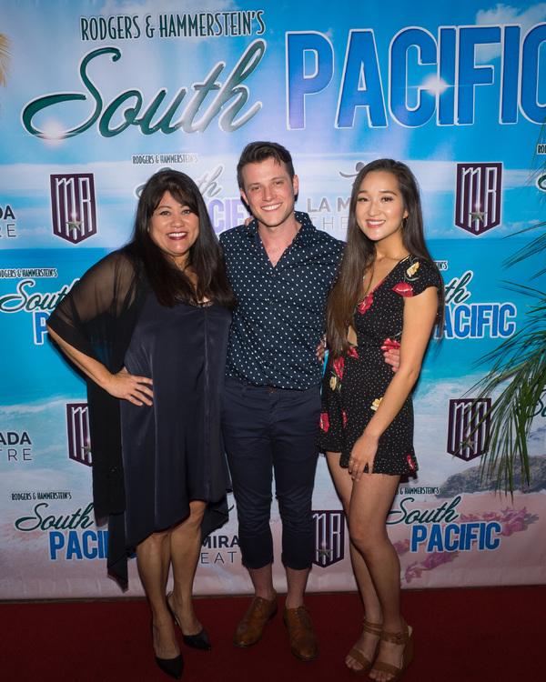 Jodi Kimura, Matt Rosell, and Hajin Cho Photo