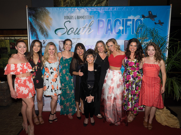 Brittany Bentley, Hajin Cho, Alissa Tucker, Katie Perry, Jodi Kimura, Barbara Luna, K Photo
