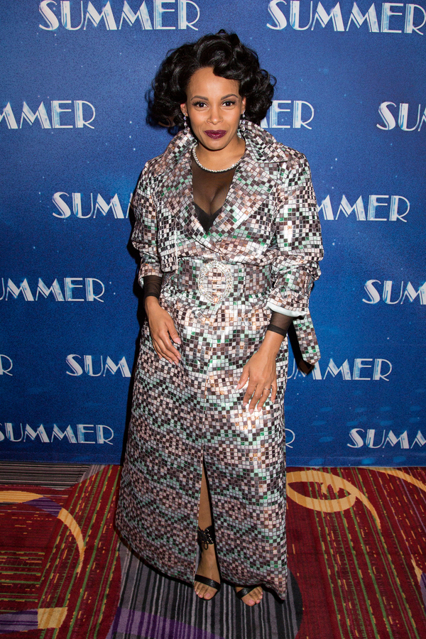 Photo Coverage: Inside the Opening Night Cast Party for SUMMER!