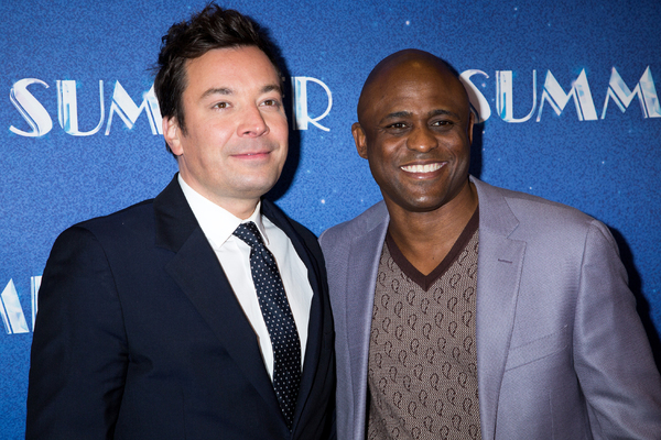 Photo Coverage: On the Opening Night Red Carpet for SUMMER!