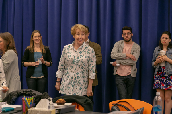 Photo Flash: Donna McKechnie Joins HALF TIME at Paper Mill, Meet the Full Cast & Creative