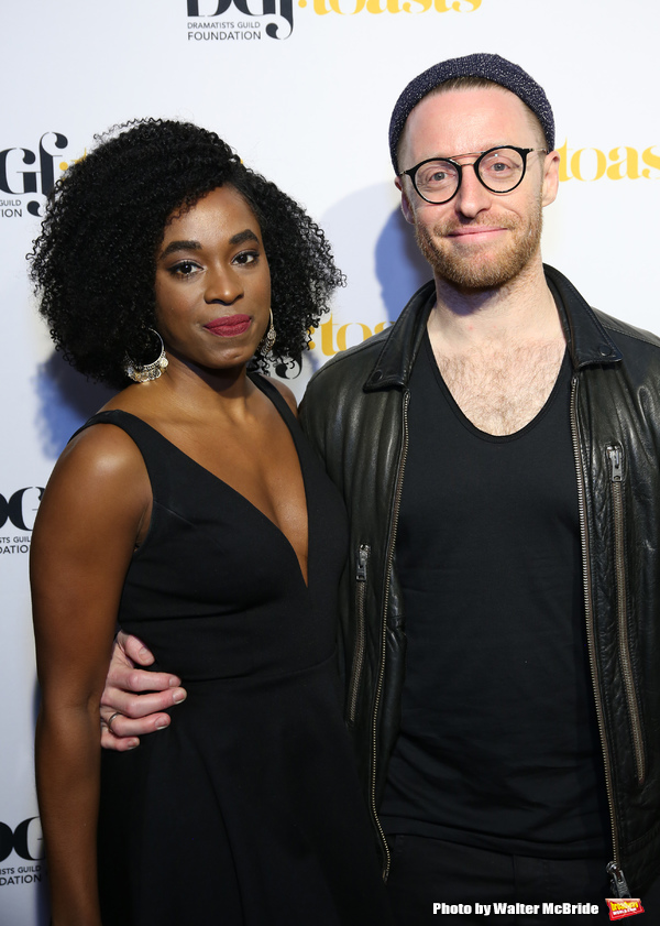 Kristolyn Lloyd and Matt Gould  Photo