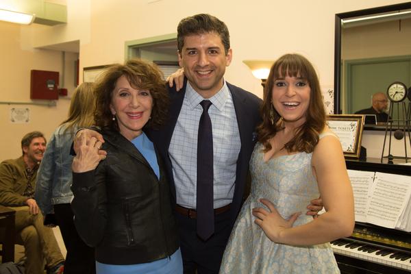 Photo Flash: The Stars Come Out to Honor Georgia Stitt at ASTEP Gala