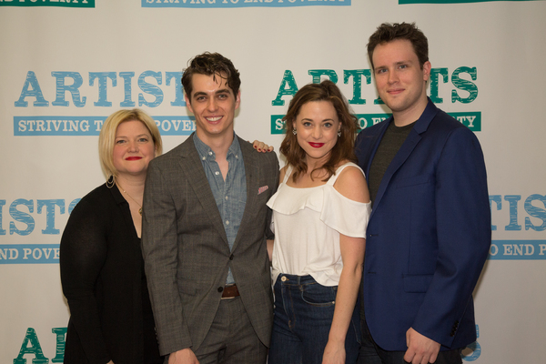 Taylor Trensch and Ben Ross