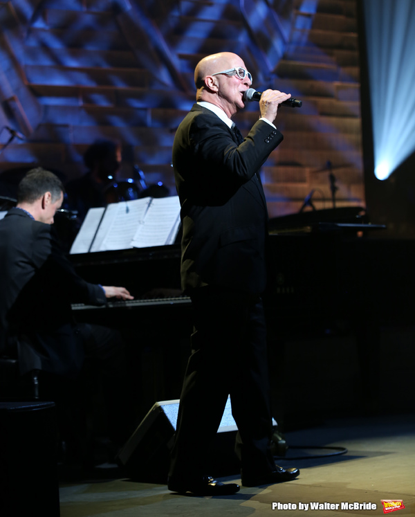 Andrew Lippa and Paul Shaffer