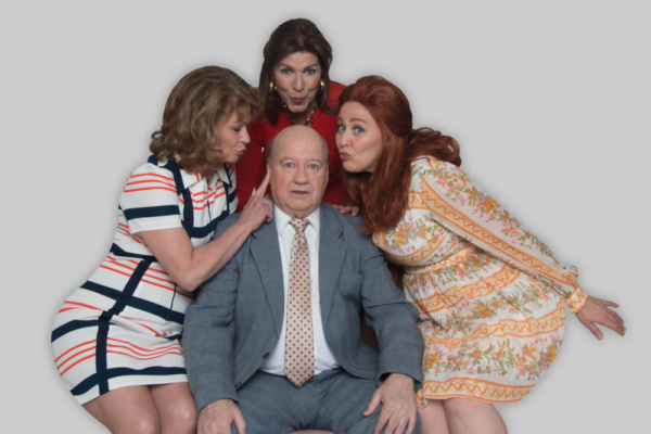 Photo Flash: LAST OF THE RED HOT LOVERS Features Brian Reddy with All-Star Cast