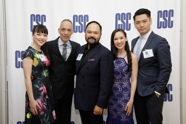 Megan Masako Haley, Thom Sesma, Orville Mendoza, Kimberly Immanuel, Karl Josef Co