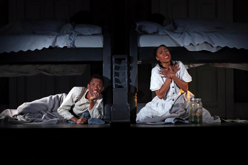 BWW Review: Haunting World Premiere Play LITTLE BLACK SHADOWS Sees the Light at South Coast Repertory