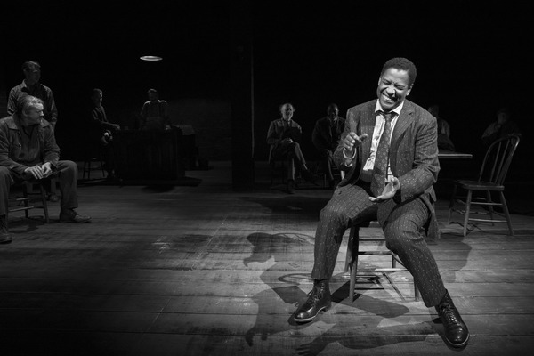 THE ICEMAN COMETH, with Denzel Washington, Takes Final Broadway Bows Today