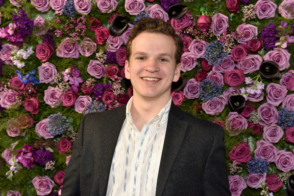 Finalist Aaron Richert