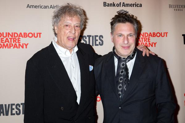 Tom Stoppard, Patrick Marber
