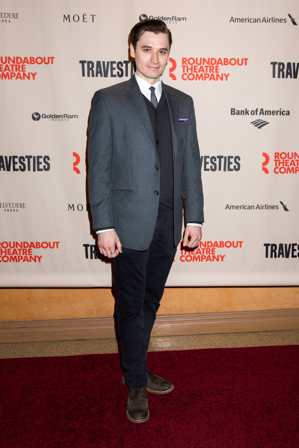 Photo Coverage: Tom Hollander & Company Take Opening Night Bows in TRAVESTIES!