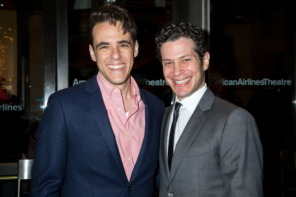 Steven Levenson, Tommy Kail Photo