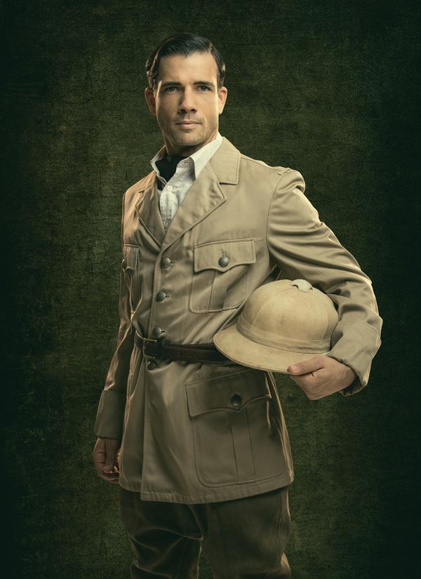 Danny Mac as Captain Crewe