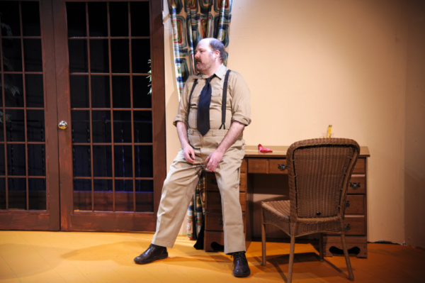 Jack Bathke as Ernest Hemingway