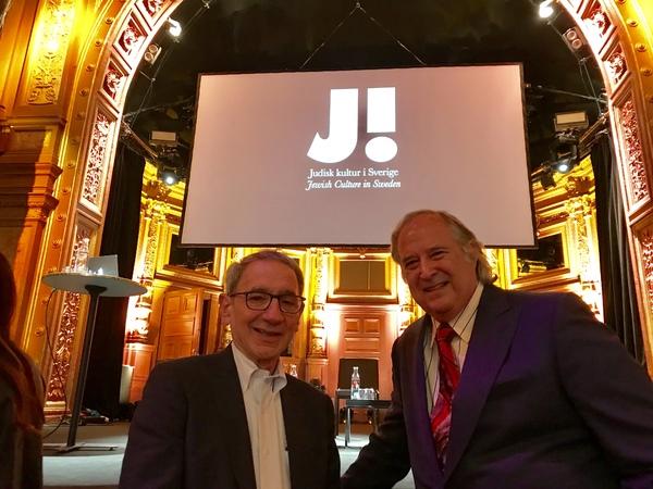 Photo Flash: Inside the J! International Symposium in Berns, Stockholm