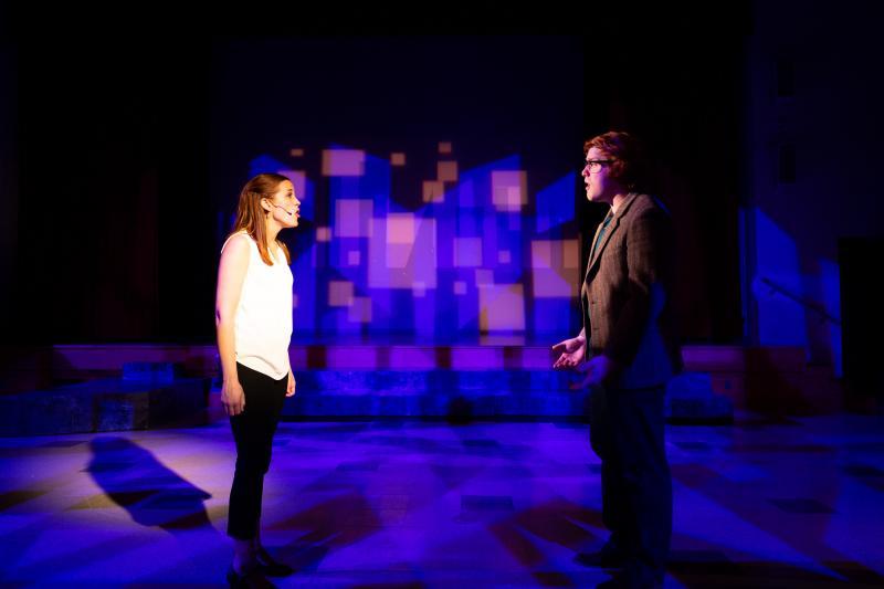 BWW Interview: Theatre Life with Carla Crawford, Diego Maramba, and Matt Calvert
