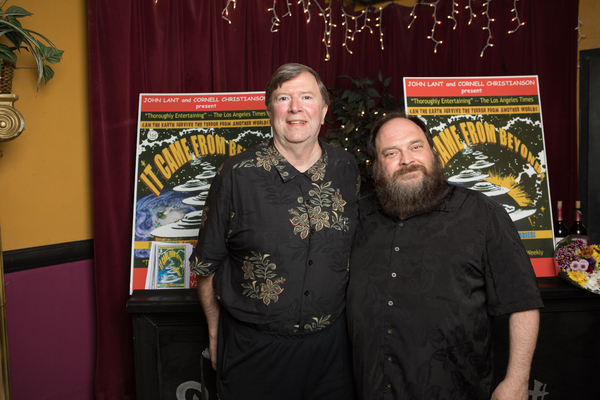 Photo Flash: IT CAME FROM BEYOND Celebrates Opening Night