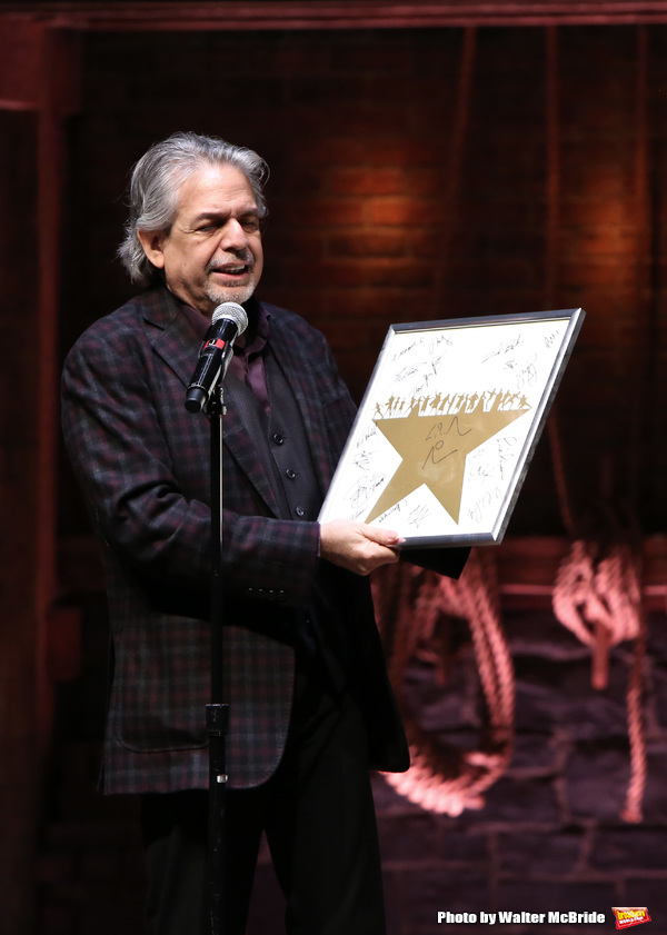 Photo Coverage: #eduHAM Presents Department of Education's Carmen Farina with Retirement Gift