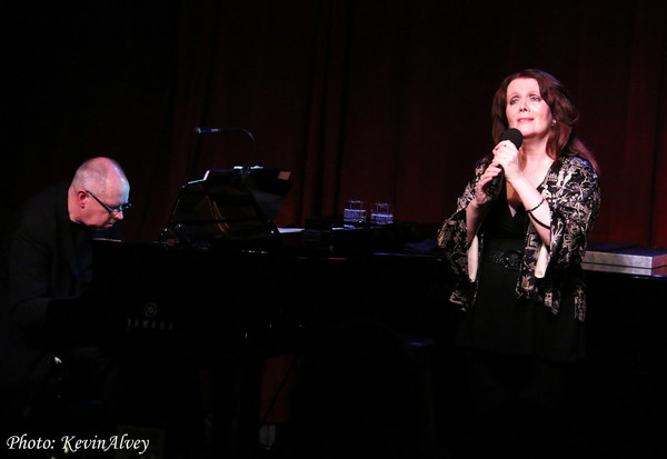 Jeff Harris, Maureen McGovern Photo