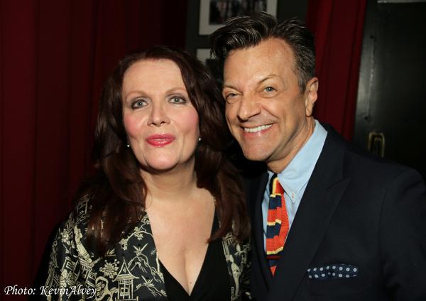 Maureen McGovern, Jim Caruso Photo