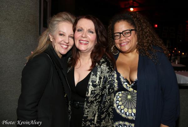 Stacy Sullivan, Maureen McGovern, Natalie Douglas