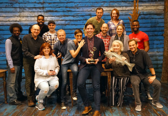 Brief 4/26: THE ICEMAN COMETH Opens, Drama Desk Awards Nominations, and More!
